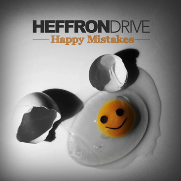 """Heffron Drive Debuts """"Happy Mistakes"""" Cover Art and Track Listing"""