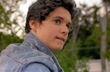 """The Vamps Premiere """"Hurricane"""" Music Video Featuring Bella Thorne"""