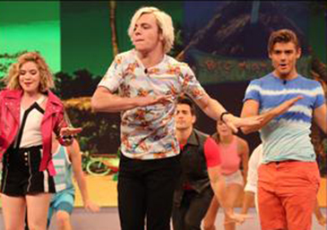 """Watch the """"Teen Beach 2"""" Cast Perform """"That's How We Do"""" on The View"""