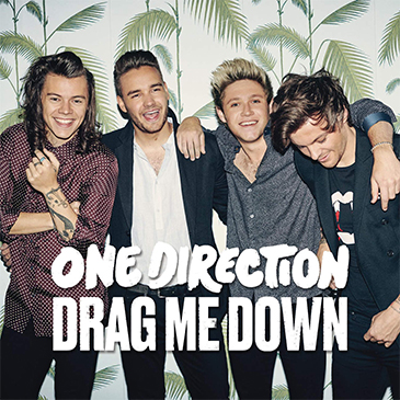 """One Direction Drops Surprise Single """"Drag Me Down""""! Check Out the Lyrics"""