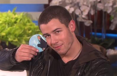 Nick Jonas Talks the Single Life on the Ellen Show