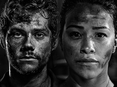 Shine On Media Dylan O Brien Gina Rodriguez New Deepwater