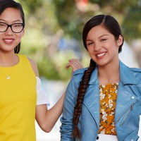 "Exclusive: Olivia Rodrigo & Madison Hu Dish on ""Bizaardvark,"" Being Role Models & Diversity on TV"