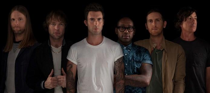 Maroon 5 to Receive Decade Award & Zendaya, Katherine Langford & More to Appear at 2017 Teen Choice Awards