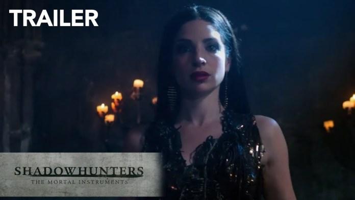 "New ""Shadowhunters"" Season 3 Trailer Teases the Wrath of Lilith"