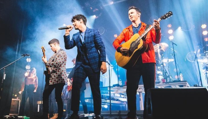 The Jonas Brothers Prove They're Back & Better Than Ever at Epic Secret Show in Los Angeles