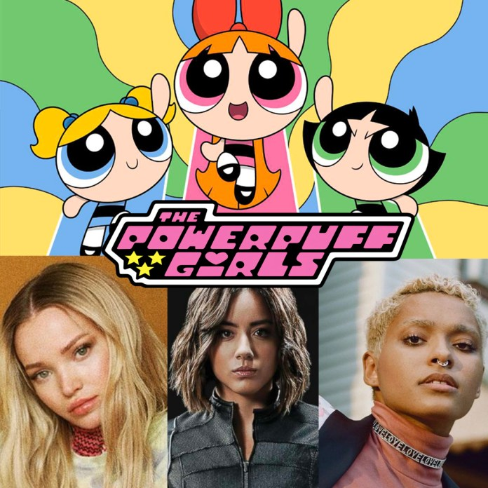 "The CW's Live-Action ""Powerpuff Girls"" Pilot Casts Dove Cameron, Chloe Bennet & Yana Perrault"