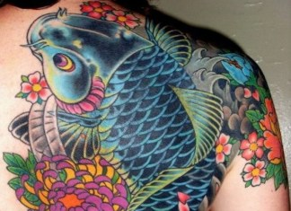 carpa koi tattoo cosa significa