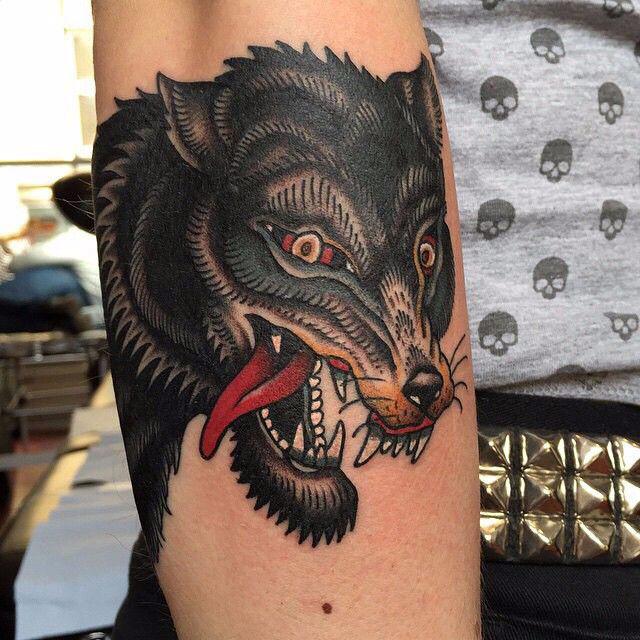 significato tatuaggio coyote
