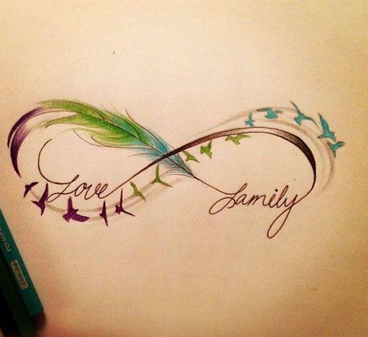 significato tatuaggi infinito