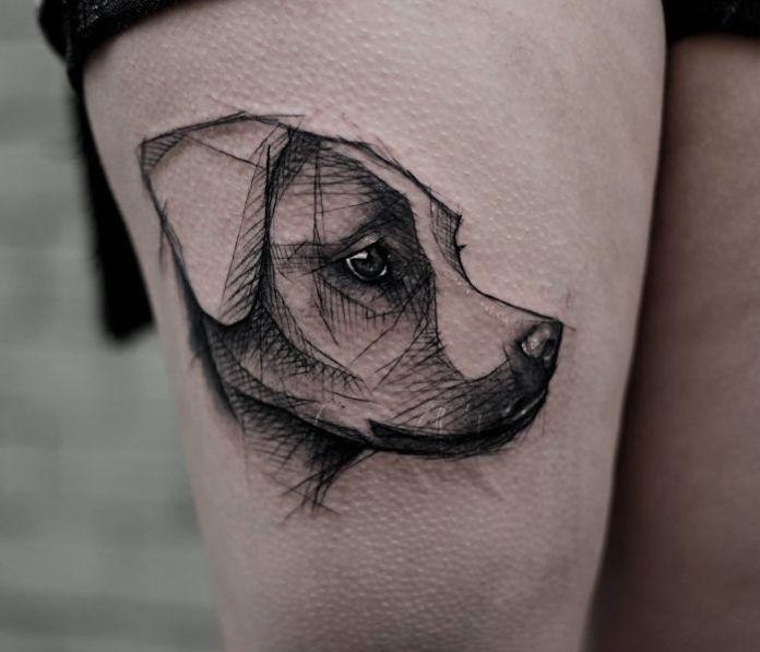 tatuaggi cane significato