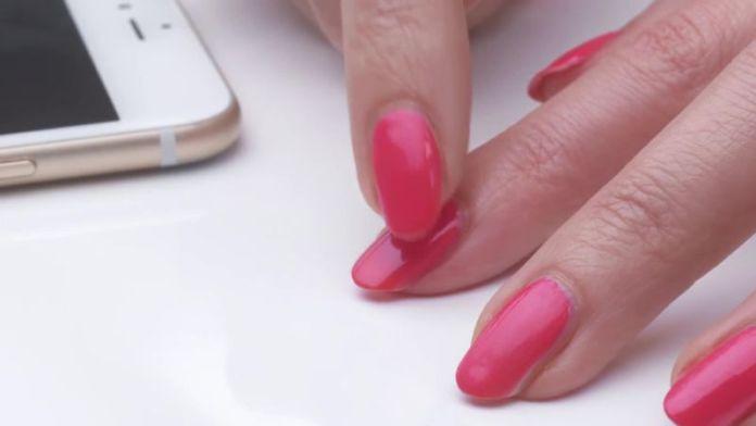smalti unghie