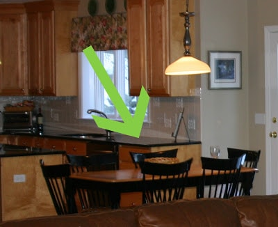 A Kitchen Table Makeover Shine Your Light