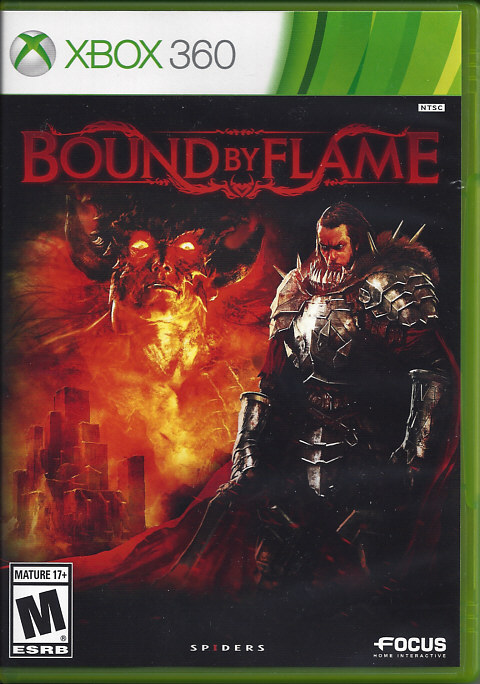 Bound By Flame Microsoft Xbox 360 Games