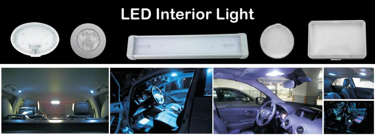 LED Interior Light 1382×500