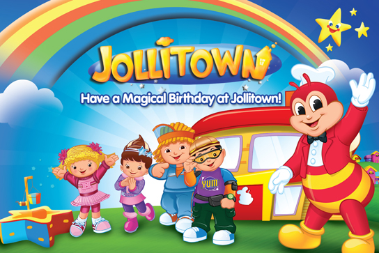 2017 Jollibee Party Packages
