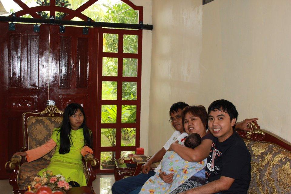 My Family Christmas Reunion