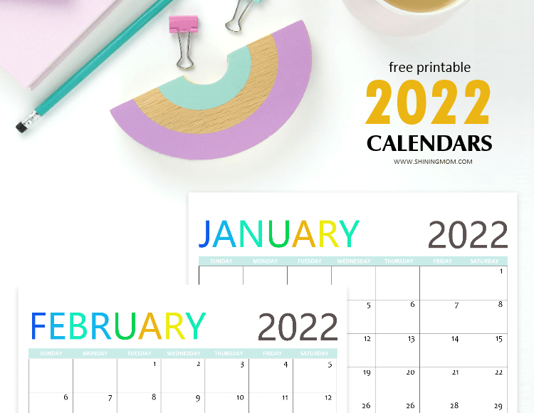 Cathryn lavery / unsplash when it comes to the big tasks, housekeeping can be simplified if you tackle one ma. 2022 Free Printable Calendars