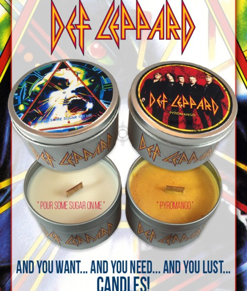 Def Leppard - Pour Some Sugar On Me