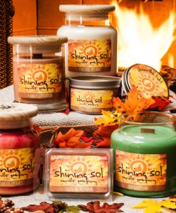 Shining Sol Fall Collection