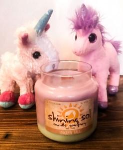Unicorn Tale Candle