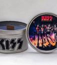 Kiss – Destroyer – Travel Tin Candle