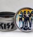 Kiss - Love Gun - Travel Tin Candle