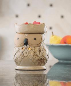 Illumination Owl Warmer