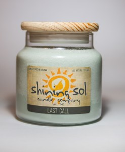 Last Call - Large Candle