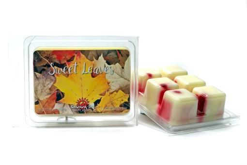 Sweet Leaves - Wax Melt