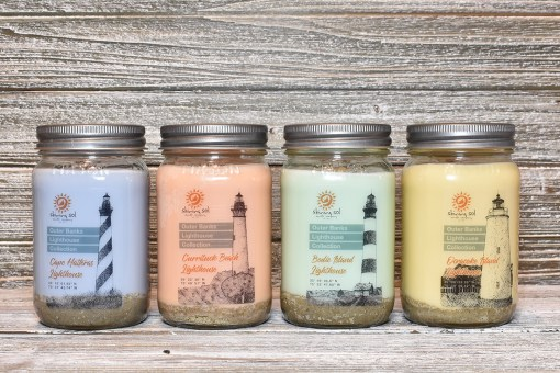 OBX Lighthouse Candles