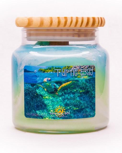 Turtle Bay - Large Jar Candle