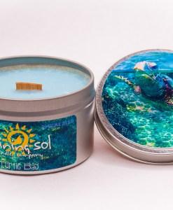 Turtle Bay - Large Tin