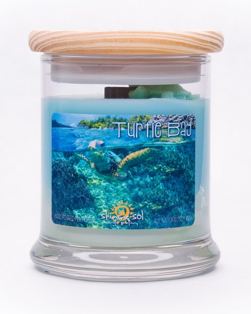 Turtle Bay - Medium Jar Candle