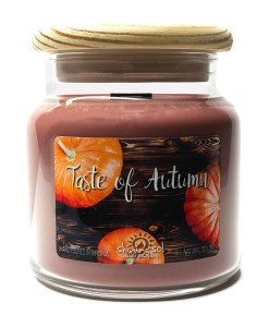 Taste of Autumn - Large Jar Candle