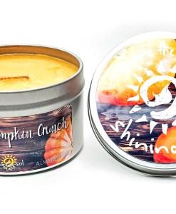 Toasted Pumpkin Crunch - Large Tin
