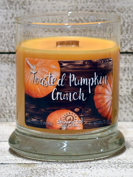 Toasted Pumpkin Crunch - Medium Jar