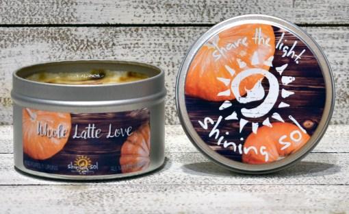 Whole Latte Love - Large Tin
