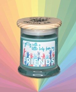 Lyrics by Lennon & McCartney - Friends
