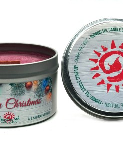 Berry Christmas - Large Tin