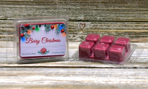 Berry Christmas - Wax Melt