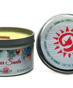 Dear Santa - Large Tin