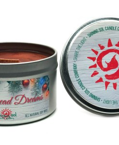 Gingerbread Dreams - Large Tin
