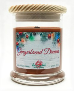 Gingerbread Dreams - Medium Jar Candle