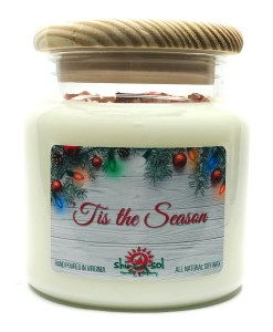 Tis the Season - Large Jar Candle