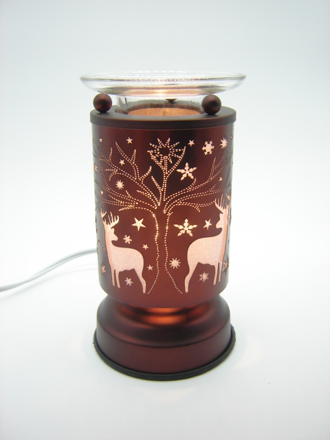 Winter Wonderland Copper Touch Warmer