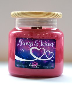 Always and Forever - Large Candle