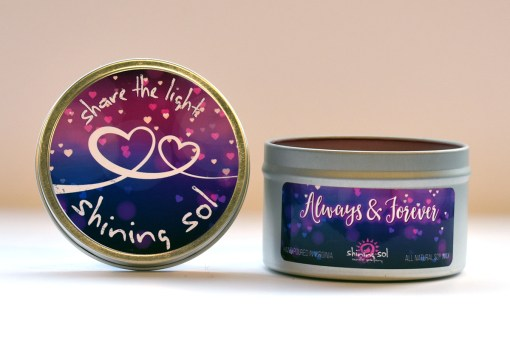 Always and Forever - Large Tin