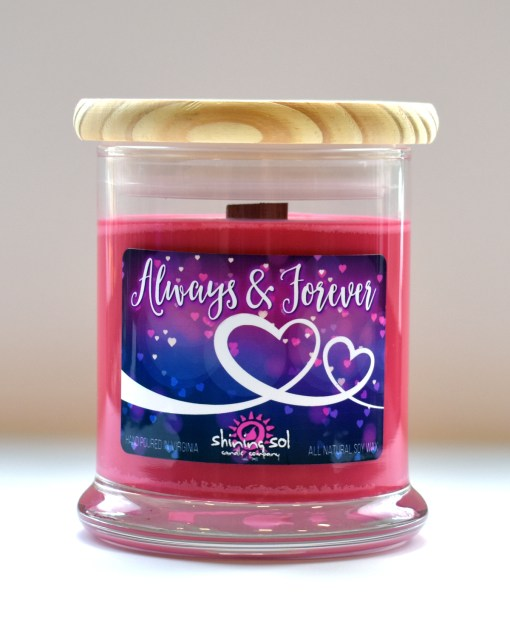 Always and Forever - Medium Candle