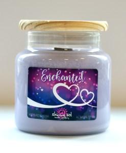 Enchanted - Large Candle